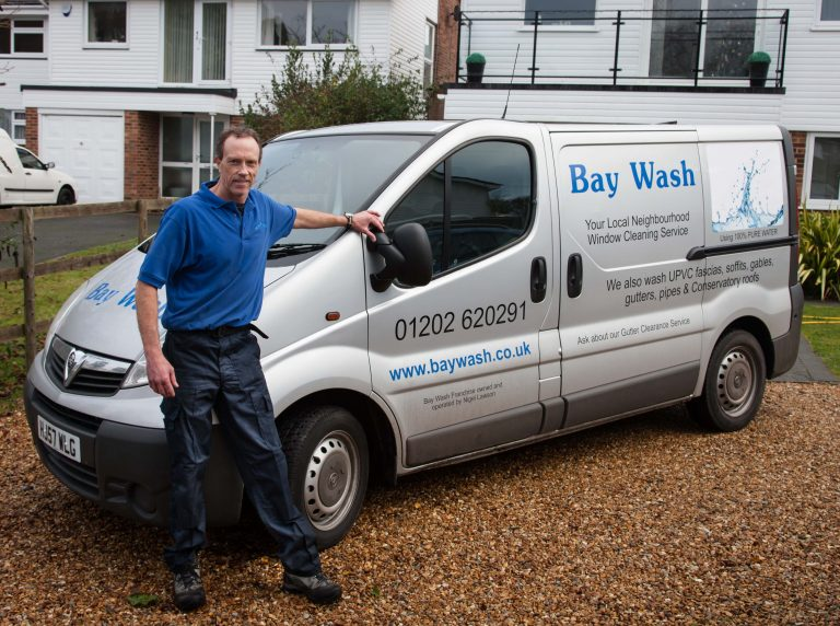 Poole Window Cleaner